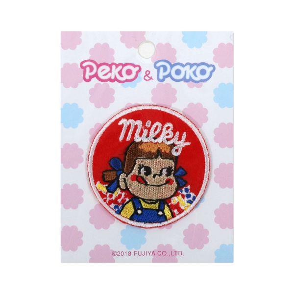 Peko & Poko Milky Aufnäher