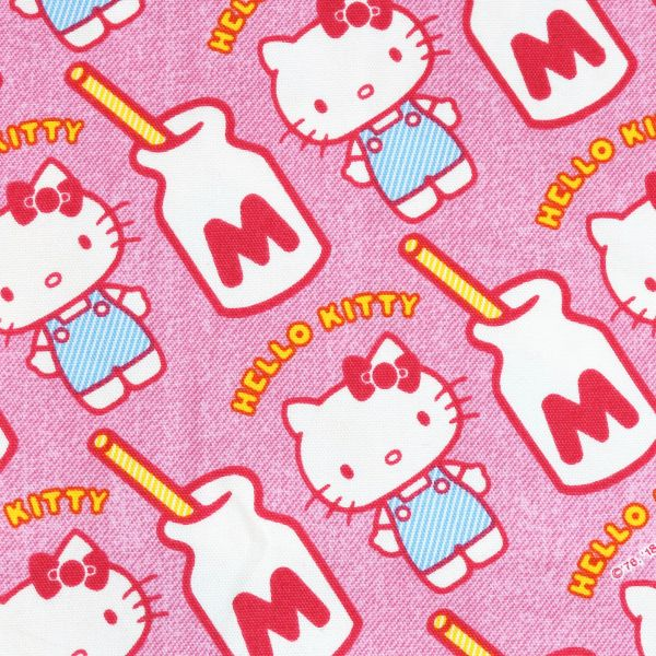 Hello Kitty - pink milk