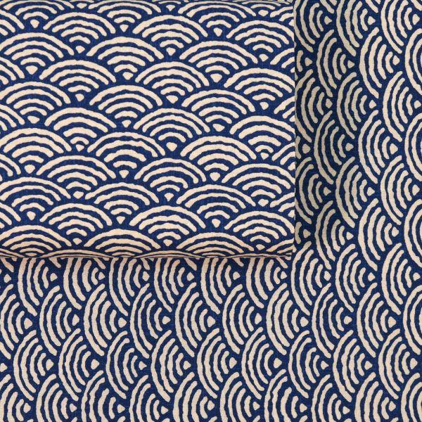 Seigaha Midi - Deep Blue