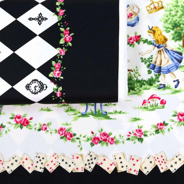 Alice in the Wonderland - Black