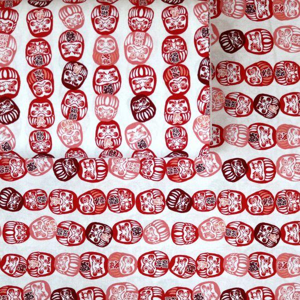 Daruma - Red & White