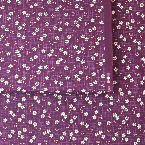 Kirschblüten - Purple