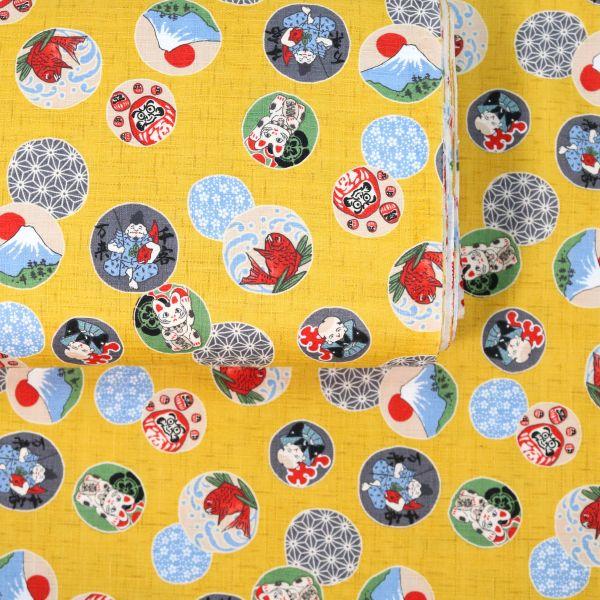 Circle of Japan - Yellow