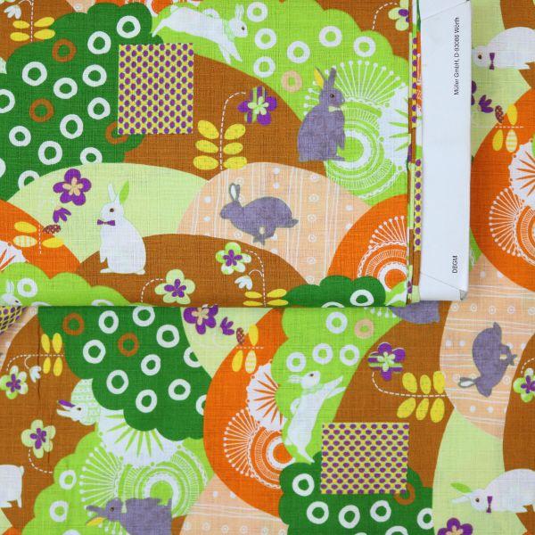 Nao Furusawa - Rabbits - Green