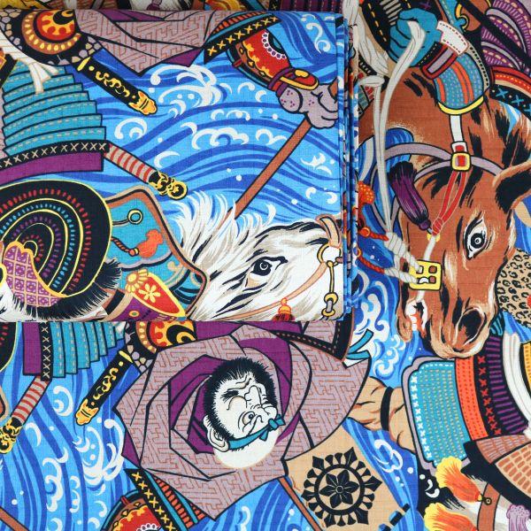 Samurai Style - Blue