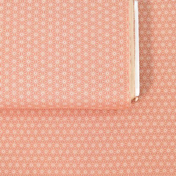 Asanoha Small - Blush