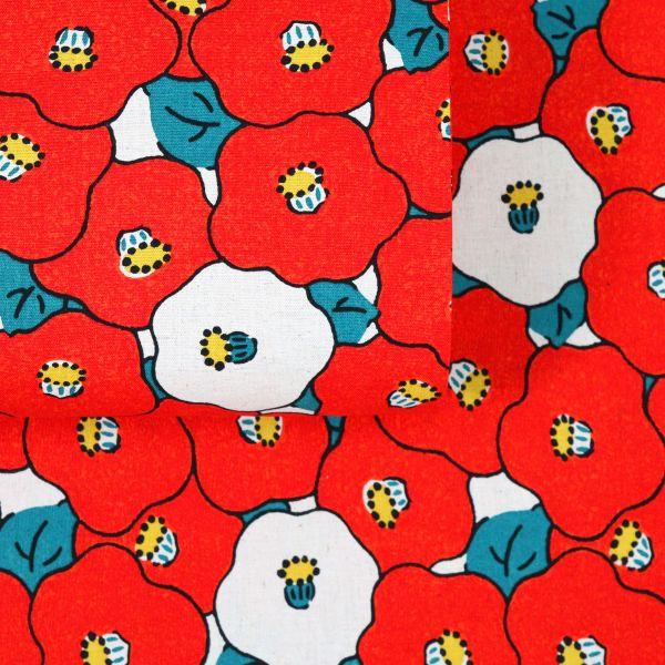 Big Ume Flowers - Red