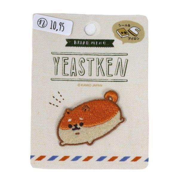 Aufnäher Yeastken