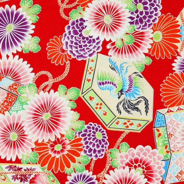 Kimono Style - Red