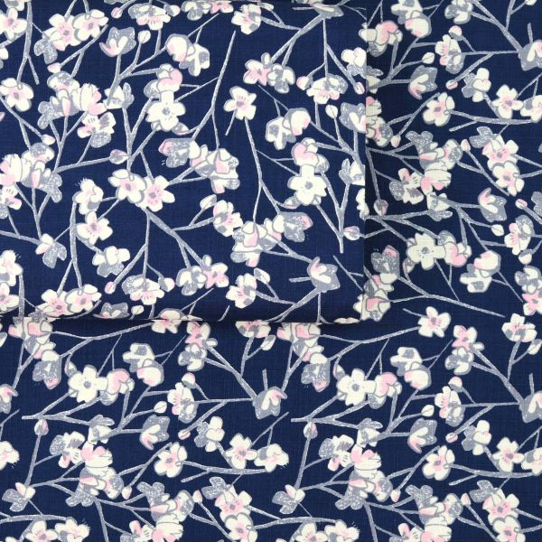 Modern Sakura - Deep Blue