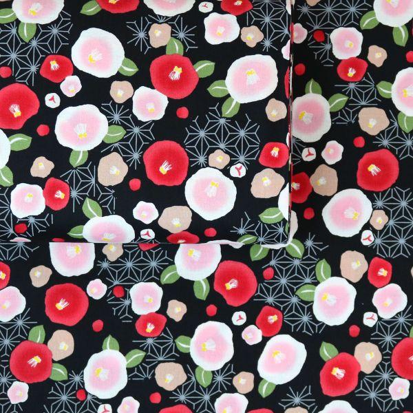 Flowers - Black Pink