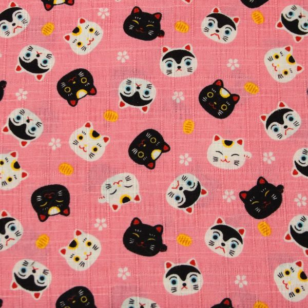 Lucky Cats - Pink