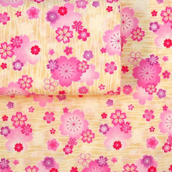 Sweet Sakura - Soft Yellow