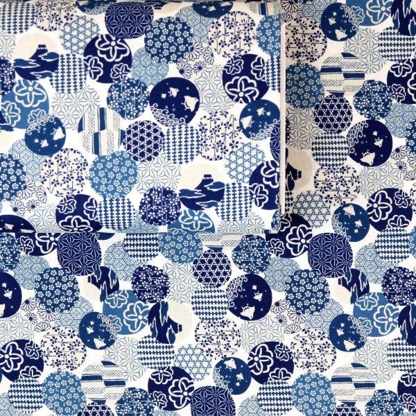 Pattern Mix - Blue