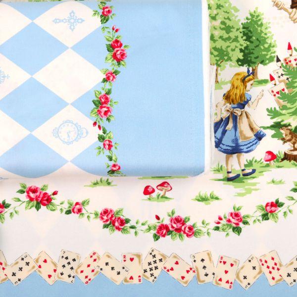 Alice in the Wonderland - Soft Blue