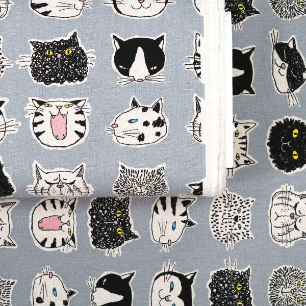 Nyan Cats - Grey