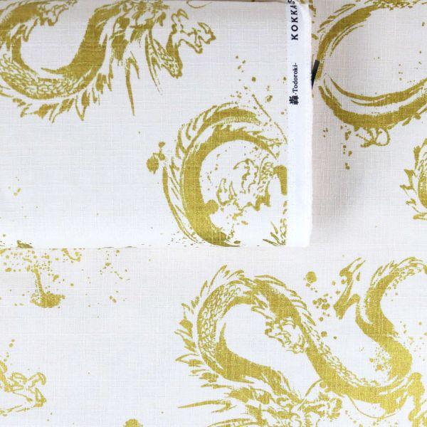 Gold Dragons - Creme