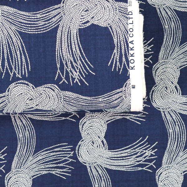 Knots - Deep Blue