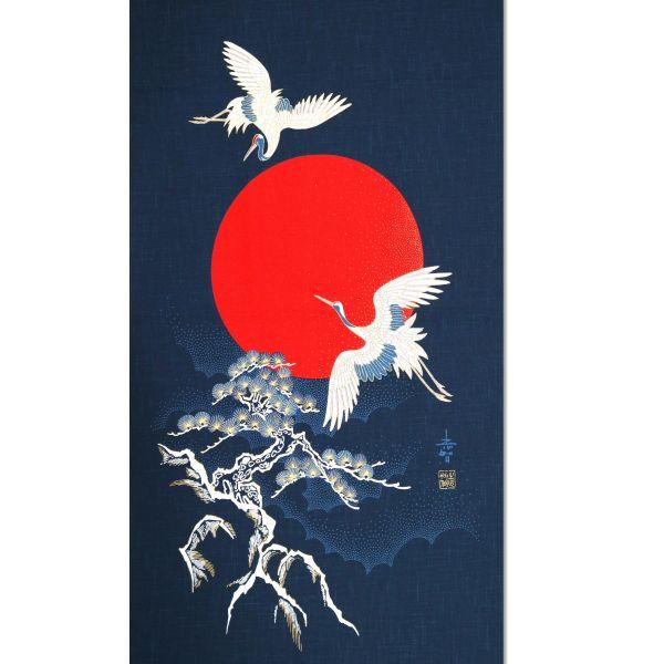 Fabric Panel - Nihon no Tsuru